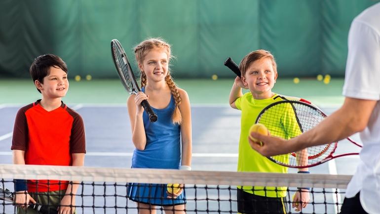 Hafta Sonu Tenis Okulumuz Başlıyor!